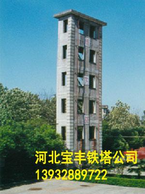 五层消防训练塔